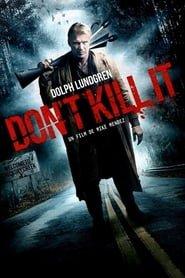 Dont Kill It